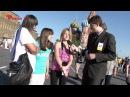 Реутов ТВ - Разговор с юными патриотками - YouTube
