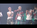 FANCAM150515 Jonghyun imitates Minho's showing abs and MinKey Moment@SWC4inSEOUL