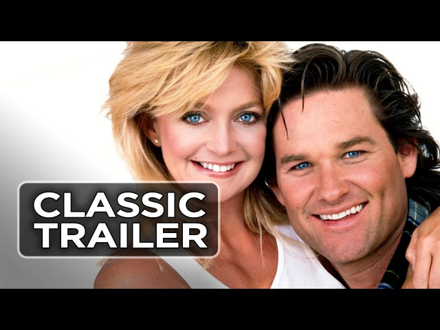 Overboard Official Trailer 1 - Goldi Hawn, Kurt Russel Movie (1987) HD