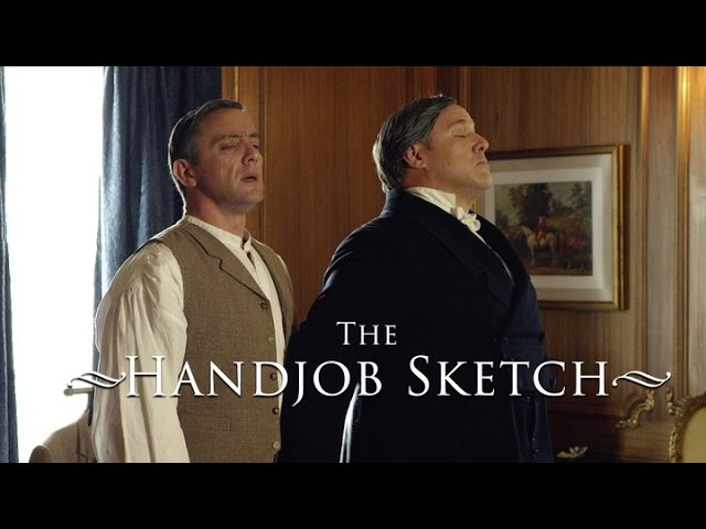 The Britishes / The handjob sketch