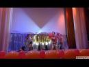 Танец с помпонами. Исполняют Валерия Салдиева , Екатерина Думалкина и Анастасия Макарова