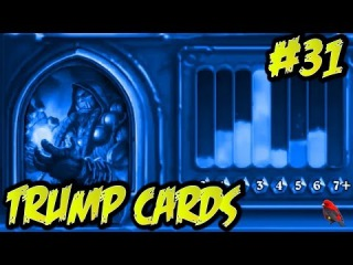 Hearthstone: Trump Cards 31 - Shaman arena ft. some atypical cards