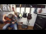 Test Drive Roland Cube Street and guitar Spaine Valensia. Майборода Андрей. Клиент магазина 2music.