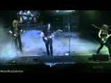 Megadeth - Holy Wars... The Punishment Due (Live - Blood In The Water) HD