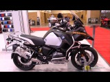 2015 BMW R1200GS Adventure - Walkaround - 2015 Toronto Motorcycle Show...)