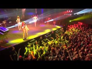 Концерт Натальи Орейро в Нижнем Новгороде 06.12.2014