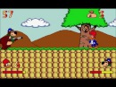 Вуди Вудпеккер на отдыхе (Sega Genesis) 1996 - Easy Mode: Stage 1 Bonus Stage
