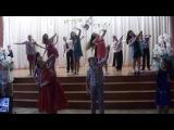 Флешмоб,выпускной,танцует 4