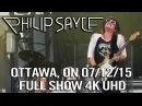 Philip Sayce LIVE in Ottawa July 12 2015