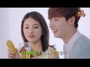 Lee Jong Suk AD Making 3 ( BBQ