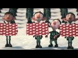 Секретная служба Санта-Клауса. Русский Трейлер 2011