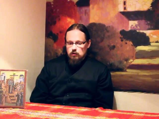О сожжении книг А.И.Осипова отец Георгий (Максимов)