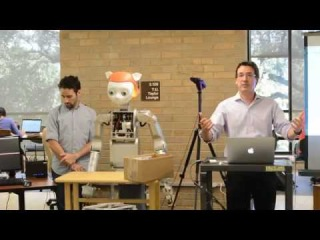 Longhorn's Innovation Fund for Technology Cloud-Based Advanced Robotics Laboratory Presentation