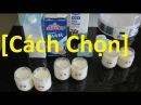 Cách Chọn Sữa chua Sữa Tiệt trùng UHT Homemade Yogurt cách làm yogurt từ sữa tiệt trùng