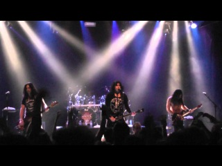 W.A.S.P. - Heaven's Hung in Black - live @ Athens