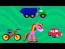 BabyfirstTV: ВСЕ СЕРИИ ПОДРЯД. Развивающие мультики для самых маленьких, сборник 2