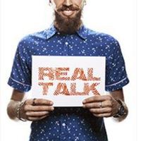 Логотип Real Talk - Английский разговорный клуб в Тюмени