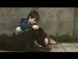 Мальчик и его пес Дак