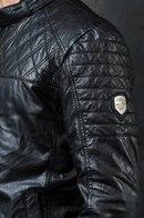 Стильные Кожаные Куртки 2014
