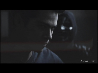 ● dark!stiles - hell arrives / teen wolf
