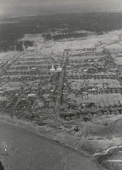 Ставрополь-на-Волге в начале 1950-х.