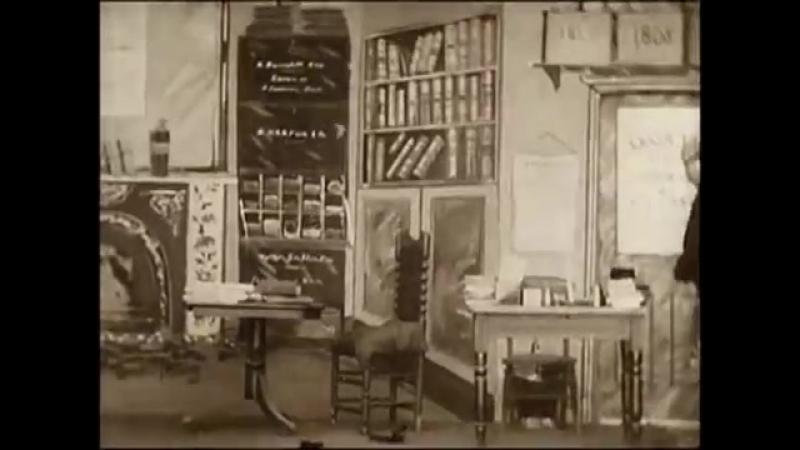 Скрудж, или Призрак Марли (1901)