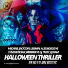 Michael Jackson; Legran; Alex Rosco; Syntheticsax; Dimixer; Treet; Xam - Halloween Thriller (Jen Mo & D-Rise Bootleg) [2014]