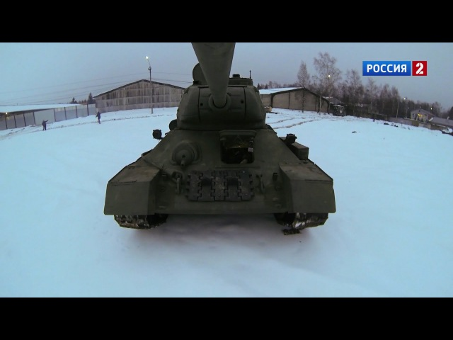 ПОЛИГОН Танк Победы