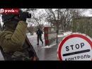 Украинские военные боятся ходить по Славянску в одиночку
