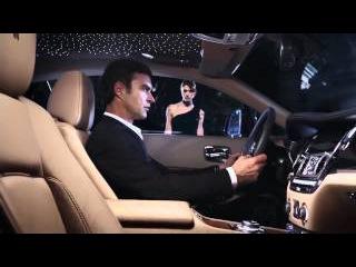 Крутая реклама 2013 New Rolls Royce   Wraith Coupe