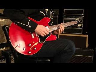 SOLD • Gibson Memphis Warren Haynes Celebrity Series 1961 ES-335 • SN: WH99