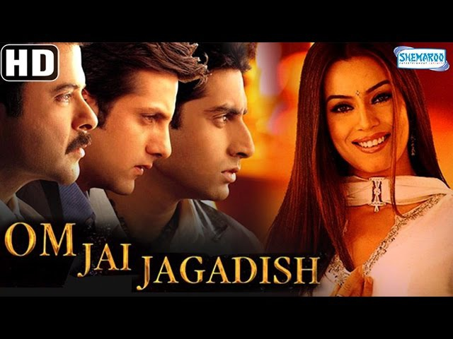 Om Jai Jagadish 2002 HD Anil Kapoor Abhishek Bachchan Waheeda Rehman Hindi Full Movie смотреть онлайн без регистрации