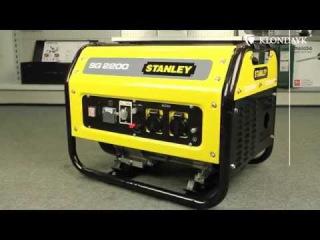 Бензиновый генератор Stanley SG 2200