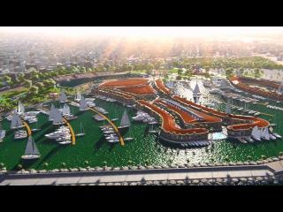 Viaport Marine Tuzla Tanıtım Filmi