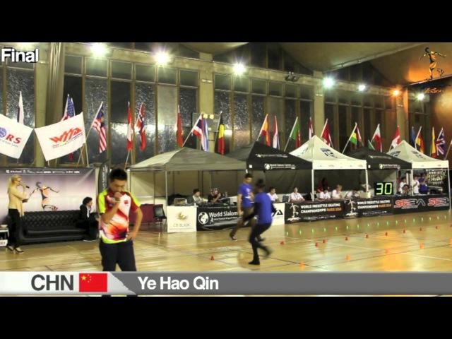 WFSC 2014 Final Battle Men