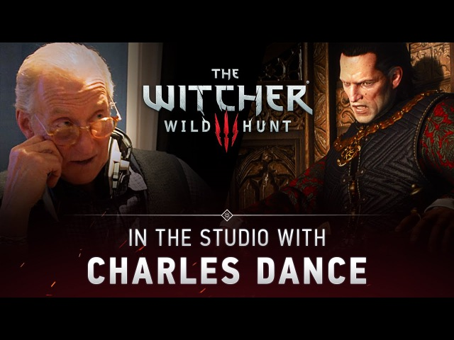 The Witcher 3: Wild Hunt Charles Dance