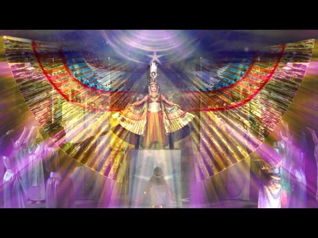 В Храме Исиды. Фрагмент Мистерии «Жена Ориона».