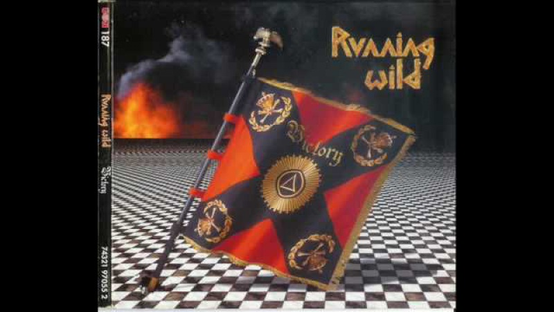 Running WIld - Victory (Studio Version)