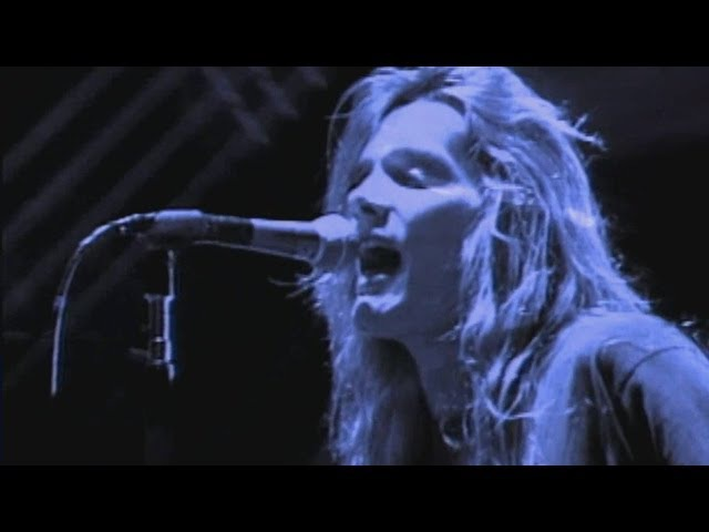 Skid Row - In A Darkened Room (Official Music Video)