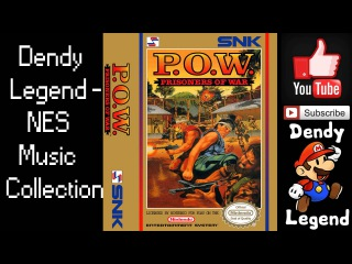 P.O.W.: Prisoners of War NES Music Song Soundtrack - Level 3 Jungle [HQ] High Quality Music