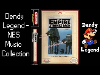 Star Wars The Empire Strikes Back NES Music Song Soundtrack - Unknown Theme A [HQ]