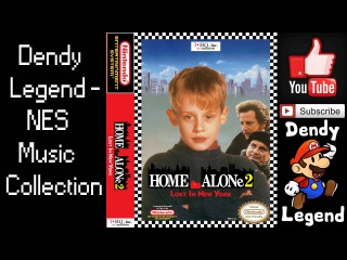 Home Alone 2: Lost in New York NES Music Song Soundtrack - Track 1 [HQ] High Quality Music