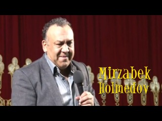 MIRZO TEATRI 2014 / Mirzabek Holmedov 2014 (Konset dasturidan parcha) 2014