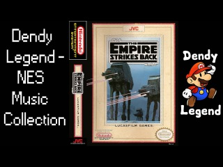 Star Wars The Empire Strikes Back NES Music Song Soundtrack - Luke Theme [HQ] High Quality Music