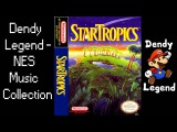StarTropics NES Music Song Soundtrack - Alien Spaceship Dungeon HQ High Quality Music
