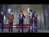 QVZ Davomi bor (Konsert Dasturlari 2014)