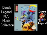 Super Contra NES Music Song Soundtrack - Area 04 Lair of The Jungle Aliens HQ