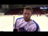 Антон Белов приглашает на видеоонлайн КХЛ