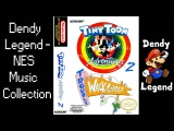 Tiny Toon Adventures 2: Trouble in Wackyland NES Music Song Soundtrack - Train Stage [HQ]