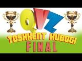 QVZ - Toshkent Kubokgi Final 2014 | to'liq